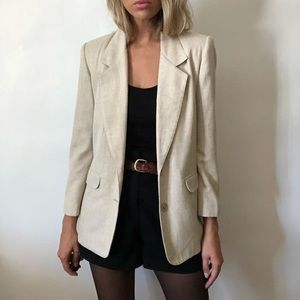 {Vintage} blazer